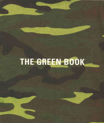 Abdessemed_livre_d_artiste_The_Green_Book_couv013