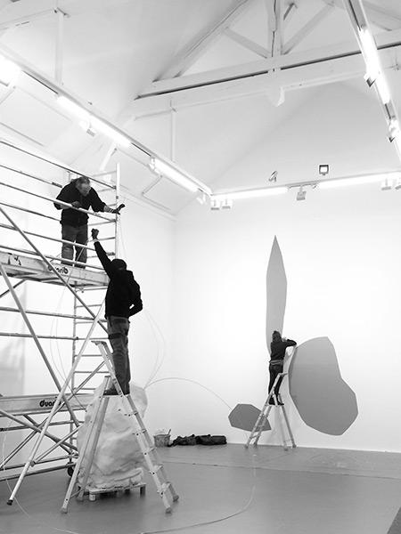 La prochaine exposition est en cours de montage.