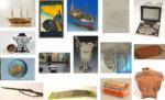 mosaïque objets 5°3